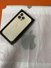 New listing Apple iPhone 13 Pro - 128Gb - Gold (Unlocked) (Sealed Box 1 Year Apple Warranty)