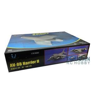 AU Stock 1/18 Trumpeter 60027 US AV-8B Harrier II Fighter Aircraft Bomber Model
