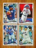 2014 Topps NEW YORK METS Team Set (23) Cards