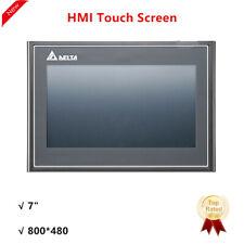 7 Hmi Touch Screen Hmi Panel Human Machine Interface Display Delta Dop 107bv