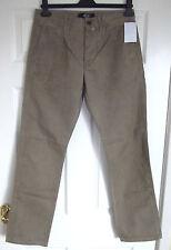 "55DSL DIESEL (£120RRP) Men's 28""x31"" Tapered Leg Pale Brown Cotton Denim Jeans"