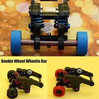 1/10 Doppelrad Räder Wheelie Bar Set Für TRAXXAS EREVO E-Revo 2.0 TRX86086-4 HYA