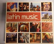 Beginner's Guide To Latin Music - 3 CD Box  NSBOX 015 - UK 2005