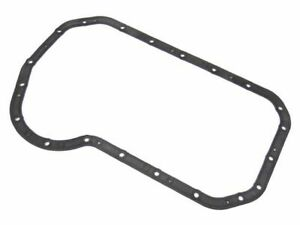 For 2017-2018 Porsche 718 Cayman Oil Pan Gasket Lower 15215NR
