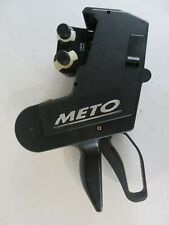 METO 1829 PRICING GUN LABEL STICKER 2-LINE 10 CHARACTER
