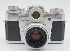 Vintage Zeiss Ikon Contarex Bullseye Camera w/ 50mm f/2 Carl Zeiss Planar Lens