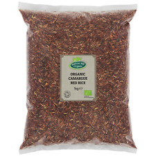 Organic Camargue Red Rice 1kg Certified Organic