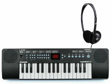 Alesis Harmony 32 Mini Keyboard Kinder tragbar Batterie USB MIDI Set Kopfhörer