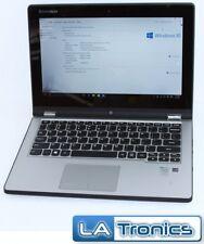 Lenovo Yoga 2 11 Intel Pentium N3530 2.16GHz 4GB Ram 500GB HDD Win 10 Home *Read