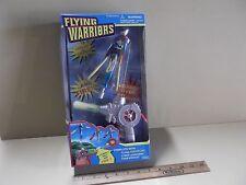 Collectible Flying Warriors Flys Over Ten Feet Launch,Aim & Fire Tara Toys 1995