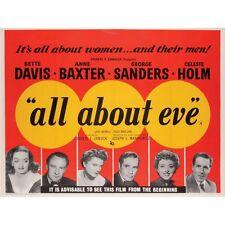 All About Eve (Dvd) 1950 Drama Bette Davis