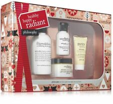 Healthy Happy & Radiant Four Piece Gift Set by Philosophy