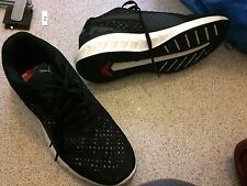 PUMA IGNITE MENS UK SIZE 7 BLACK LACE-UP TRAINERS (NEW WITHOUT BOX)