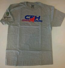 Ed Carpenter Racing CFH RACING logo Mens Super Soft T-Shirt New 2XL