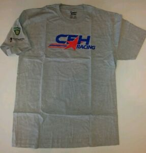 Ed Carpenter Racing CFH RACING logo Mens Super Soft T-Shirt New 3XL
