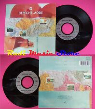 LP 45 7'' DEPECHE MODE Never let me down again Pleasure little 1987 no cd mc dvd