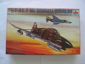 1|72 Model Plane F-4E/F Mc Donnell Douglas ESCI D12-578