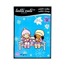 Tutti Cuti Rubber Stamp - Hot Gossip (Unmounted) NEW