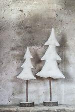 Ib Laursen Tannenbaum klein Baum Stoff m.Natur-Holzfuß Advent Weihnachten Winter