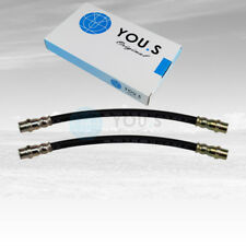2x Tubos de freno eje trasero derecho e Izquierdo para AUDI A4 (B5) & A8 (