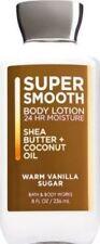 Bath & Body Works Warm Vanilla Sugar Body Lotion ~ Super Smooth ~ Ships Free!!!