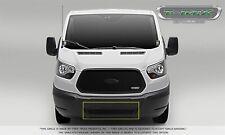 For 16-19 Ford Transit 150 250 350 350 HD Black Mild Steel Grille