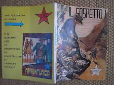 PICCOLO RANGER NUMERO 43 IL SOSPETTO CON INSERTO POSTER TEX GIUGNO 1967