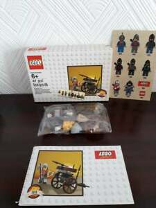 Lego Classic Knights GWP Kit 5004419 100% Complete Boxed BNIB