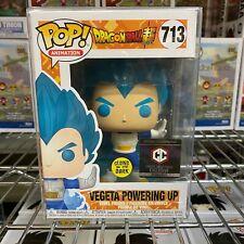 "Funko Pop Dragon Ball Super : Vegeta Powrning up #713 Chalice Exclusive ""MINT"""