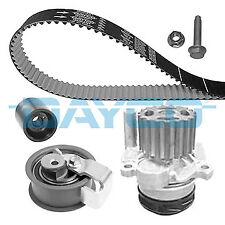 TIMING BELT KIT & WATER PUMP FOR VW BORA GOLF MK4 PASSAT SHARAN A3 A4 1.9 TDI