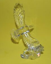 Princess House Wonders of The Wild 24 Lead Crystal Eagle Collectible