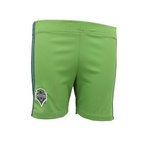 Seattle Sounders Official MLS Adidas Infant Toddler Size Athletic Shorts New