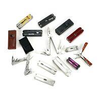 Multi Tool and Mini Multi Tool Lot of 15