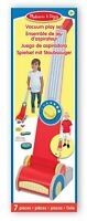 Melissa and Doug Wooden Vacuum Up Play Set - (Damaged Retail Packaging) - 15150