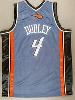 Jared Dudley Signed Autographed Auto Basketball Charlotte Bobcats Jersey BAS COA