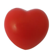 Heart Stress Reliever Ball Red Baby Toy Wedding Decoraton O3J6 X0D2