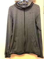 Nike Ultimate Dry Men's Training Hoodie 742492 012 Wolf Grey Size XL, 2XL NWT