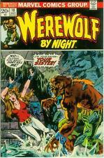 Werewolf by Night # 10 (Tom Sutton) (USA, 1973)
