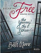 Breaking Free - Audio CDs : The Journey, the Stories by Beth Moore (2009, CD)