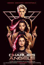Charlie/'s Angels Poster 2019 Movie Art Silk Canvas Poster Film Print 32x48 inch