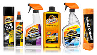 Armor All Cleaning Kit For Auto Complete Detailing Exterior And Interior - Gift