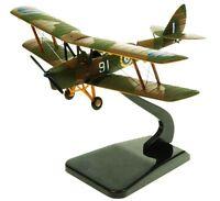 AVIATION72 AV7221003 DH82A TIGER MOTH RAF TRAINER T-6818 1/72 SCALE D/CAST MODEL