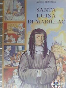 Fumetti Santa Luisa di Marillac Crociata Eucaristica Italiana Religione 🤩🤩