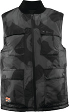 THIRTYTWO Men's BEACON Reversible Vest - Black/Camo - Large - NWT