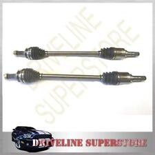 SUBARU OUTBACK LIBERTY  YEAR FROM 2010-2014,TWO FRONT CV JOINT DRIVE SHAFTS