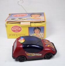 Vintage Collectible USSR CUTIE Radio Controlled Toy Car Boxed Missing Remote