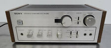vintage hifi amp - Sony TA-2650 Integrated Stereo Amplifier