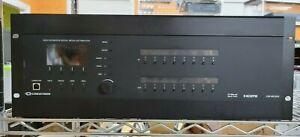 Crestron DM-MD8x8 DigitalMedia™ Switcher w/ DMCO-53 DMC-HD-DSP DMC-C-DSP DMC-DVI