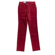 Hosengröße 36 Damen-Jeans mit geradem Bein aus Denim