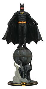 Diamond DC Comics Gallery Batman 1989 Statue - Keaton, Burton, Joker